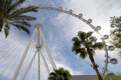Las Vegas hög rulle Royaltyfri Bild