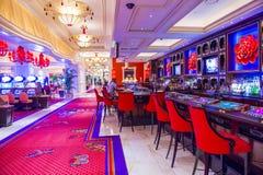 Las Vegas, hôtel de bis images libres de droits