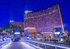 Las Vegas, hôtel de Wynn Images libres de droits