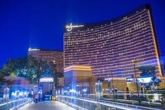 Las Vegas, hôtel de Wynn Photo libre de droits