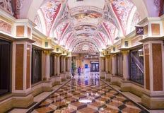 Las Vegas, hôtel vénitien Photo libre de droits