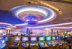 Las Vegas, hôtel vénitien Photographie stock