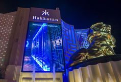 Las Vegas , Hakkasan Night club Royalty Free Stock Images