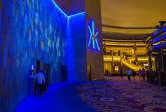Las Vegas, Hakkasan nocy klub Obraz Royalty Free