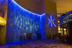 Las Vegas, Hakkasan nocy klub Zdjęcie Royalty Free