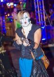Las Vegas Halloween parade Stock Photography