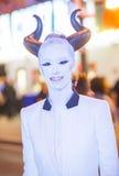 Las Vegas Halloween parade Royalty Free Stock Photo