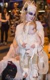 Las Vegas Halloween parade Royalty Free Stock Image