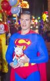 Las Vegas Halloweenowa parada Obrazy Stock