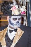 Las Vegas Halloweenowa parada Obraz Royalty Free