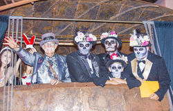 Las Vegas Halloweenowa parada Fotografia Stock
