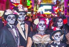 Las Vegas Halloweenowa parada Zdjęcie Stock