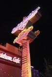 Las Vegas Harley Davidson Sign Stock Image