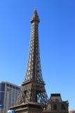 Las Vegas - het Hotel en het Casino van Parijs Stock Afbeeldingen