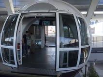 Las Vegas High Roller capsule Royalty Free Stock Image