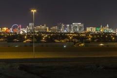 Las Vegas Homes and Resorts Royalty Free Stock Image