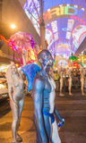 Las Vegas homoseksualna duma Obraz Royalty Free