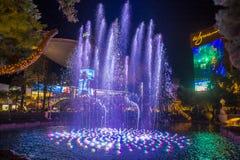Las Vegas, hotel de Wynn Imagem de Stock Royalty Free