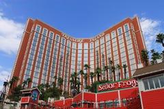 Las Vegas - hotel e casinò dell'isola del tesoro Fotografia Stock