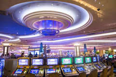 Las Vegas, hotel Venetian Imagens de Stock Royalty Free