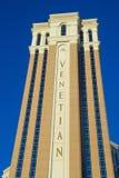 Las Vegas, hotel veneziano Fotografia Stock Libera da Diritti