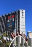 Las Vegas - hotel y casino de Ballys imágenes de archivo libres de regalías