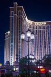 Las Vegas, isla del tesoro Imagen de archivo libre de regalías