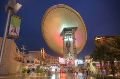 LAS VEGAS, JAN 29: Fashion Show Mall on January 29, 2014 in Las Stock Photo