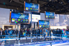 CES 2013 Royalty Free Stock Images