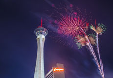 Las Vegas Juli 4. Lizenzfreie Stockfotos