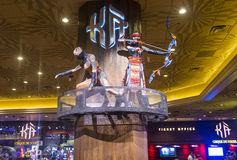 Las Vegas KA royaltyfria bilder