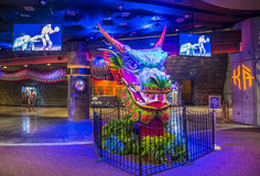 Las Vegas KA Zdjęcie Royalty Free