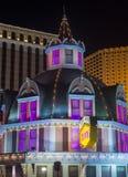 Las Vegas kasino Royale Arkivfoto