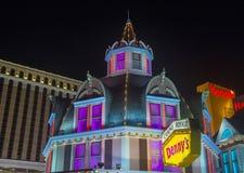 Las Vegas kasino Royale Royaltyfri Foto