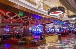 Las Vegas kosmopolit Arkivbild