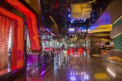 Las Vegas kosmopolit Royaltyfri Bild