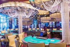 Las Vegas kosmopolit Royaltyfri Foto