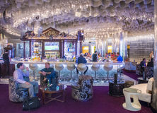 Las Vegas, kosmopolitisch Stockfoto
