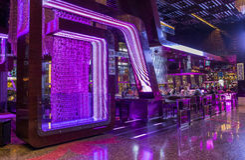 Las Vegas, kosmopolitisch Lizenzfreie Stockbilder