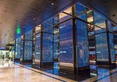 Las Vegas kosmopolitisch Lizenzfreie Stockfotos