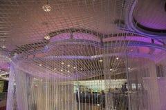 Las Vegas, Kroonluchterbar Royalty-vrije Stock Fotografie