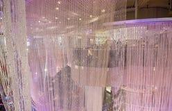 Las Vegas, Kroonluchterbar Royalty-vrije Stock Foto