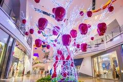 Las Vegas kryształów centrum handlowe Obrazy Royalty Free