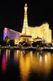 Las Vegas la nuit Images stock
