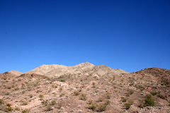 Las Vegas-Landschaft stockbild