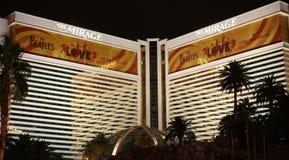 Las Vegas le mirage Image libre de droits