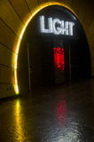 Las Vegas , Light Night club Stock Photography