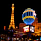 Las Vegas lights Royalty Free Stock Image