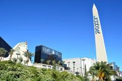 Las Vegas Luxor Imagen de archivo libre de regalías