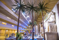 Las Vegas Luxor hotel Royalty Free Stock Photos